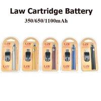verdampfer batterieladegeräte großhandel-Gesetz Vorheizen Batterie Blister Pack Ladegerät Kit 350mAh 650mAh 900mAh 1100mAh Vaporizer Vape Pen für dicke Ölkartuschen