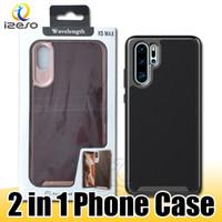 huawei 5g оптовых-Для iPhone 11 Pro Samsung Note 10 Plus S10 5G S10e A70 Huawei P30 противоударного Hybrid TPU PC Phone Case с розничной упаковкой
