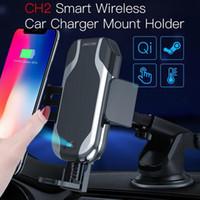 dizüstü bilgisayar parçaları toptan satış-JAKCOM CH2 Akıllı Kablosuz Araç Şarj Dağı Tutucu Diğer Cep Telefonu Parçaları Sıcak Satış laptop telefon bip koruyucu olarak