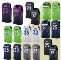 573212098d7 Rose Towns Wiggins High-quality 25 Derrick jerseys 32 Karl-Anthony 22  Andrew jersey 2019 new 100% Stitched 01