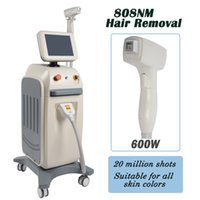 Wholesale high energy online - 808nm hair removal Lumenis Diode Laser hair removal machine painless hair salon equipment nm nm high energy device