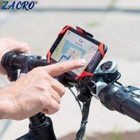 porta-telemóveis para bicicletas venda por atacado-Suporte Da Bicicleta Da bicicleta Anti Deslize Lidar Com Suporte Do Telefone Montar Guiador Extensor de Telefone Celular GPS Acessórios Da Bicicleta # 3 # 25157