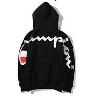 lange kapuzenpullover für frauen großhandel-Neue Kleie Pullover Hoodies Mode Mark Hooded Long-Sleeved Frauen hooies Herren Sweater