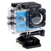 Wholesale lcd digital photo card for sale - Group buy HOT SJ4000 P Full HD Action Digital Sport Camera Inch Screen Under Waterproof M DV Recording Mini Sking Bicycle Photo Video Cam