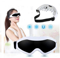 massage-sets groihandel-Elektro-Augenpflege Relax Massage 1 Satz Vibration Magnet-Therapie Lindern Akupressur Augemassager DHL-freies Verschiffen