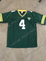 Cheap custom Brett Favre Green Football Jersey Stitch customize any number  name MEN WOMEN YOUTH XS-5XL b355d074a