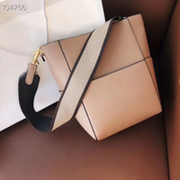 Wholesale shopping bags for sale - Orignal real leather fashion famous shoulder bag Tote designer handbags presbyopic shopping bag purse messenger bag