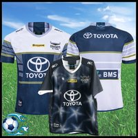 maillots de cow-boy achat en gros de-S-5XL NORD QUEENSLAND COWBOYS Rugby Jersey 2020 NORTH QUEENSLAND COWBOYS hommes AUTOCHTONE Jersey chemise Australie NRL Telstra