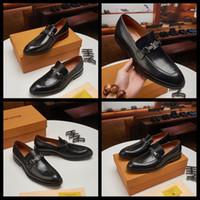 20ss italiana Uomini Scarpa serpente di alta qualità scarpe modello convenzionale degli uomini elegante sociali Suit Scarpe di lusso Nero Marrone Blu