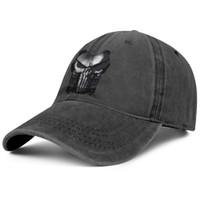 ingrosso giubbotto di esercito delle donne-Cappello da donna lavato cappello Cap Plain gilet regolabile modello Hip Hop Cotone Snapback Cap secchio cappello da sole Cadetto Army Caps Benna cappello aria