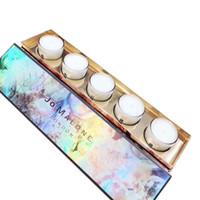 velas de incienso al por mayor-Jo Malone London Christmas Crazy Colorful Candle Fragancia 35g * 5 Velas de alta calidad Fragancias de incienso