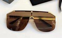 designer-sonnenbrille perlen großhandel-GUCCI 0291 luxus designer sonnenbrillen für frauen charmante mit perle frau mode runde sonnenbrille top qualität uv-schutz mit original