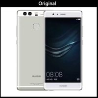 huawei phone venda por atacado-Novo 100% Original Huawei P9 3 GB / 4 GB de RAM 32 GB / 64G ROM Octa núcleo Telefone Huawei Kirin 955 5.2 polegadas Dual SIM Cards 12.0MP VS Huawei P10