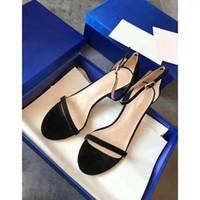 Wholesale shoes cutouts for sale - Group buy High Heel Sandals Women Stiletto Heel Shoe Black Slip On Female Weding Party Sandals Luxury Rivet Designer With Cutout Vamp Luxury Sandals