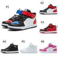 ingrosso scarpe ventilate-8 taglie vendita calda marca bambini forzati scarpe sportive casuali ragazzi e ragazze sneakers bambini ventilare scarpe da corsa per bambini c21