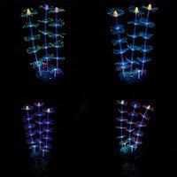 pflanzengel groihandel-Artificial Kieselgel emittierende Leuchtkorallen Pflanze Aquariumbehälter Ornamenten