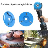 Wholesale home grinder for sale - Group buy 16mm Woodworking Turbo Plane For Aperture Angle Grinder Wood Carving Cutter NEW Dropshipping Accessories tool Home New product