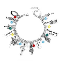 Wholesale bracelet accessories for men online - The Nutcracker And The Four Realms Bracelets for Women Accessories Bracelet Bangle Female Hand Chain Wristbands TC181206W