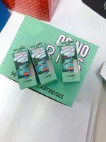 halsketten papier box großhandel-Ecig Vape Halskette String Pod Lanyard für Vape Pen Patrone 510 Thread leere Vape Patrone Blister Papier Box Verpackung