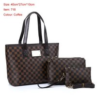 Wholesale flowers wallets for women online - 2019 Brand New Shoulder Bags Leather Luxury Handbags Wallets High Quality For Women Bag Designer Totes Messenger Bags Cross Body handbags
