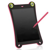 Wholesale kids educational tablet inch for sale - Group buy Colors Screen LCD Writing Tablet Inch Drawing Handwriting Pad Message Board Kids Writing Board Educational Toy
