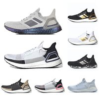 Wholesale pixel size for sale - Group buy Ultra Boost Running Shoes Ultraboost Men Women Sneakers Black Gold Laser Red Dark Pixel Trainers Sports Size