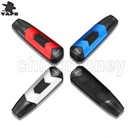 Wholesale free electronic kits for sale - Group buy Authentic ATVS Ghost Pod Starter Kits mAh Battery W Vape Box Mod For ml Pods Cartridge Genuine electronic cigarette DHL free