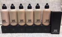 HOTsale makeup Face And Body FOUNDATION FOND DE TEINT VISAGE ET CORPS 120ml DHL