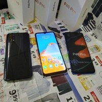 Wholesale unlock chinese cell phones resale online - Goophone Unlocked Andorid Smart Phone P40 Pro U Cell Phone GB GB Face ID WIFI Bluetooth Mobile Phone