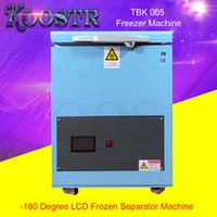 Wholesale separate touch screen lcd for sale - Group buy degree TBK Professional Mass C LCD Touch Screen Freezing Separating Machine LCD Panel Frozen Separator Machine for edge