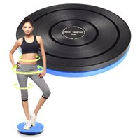 Wholesale massage twister for sale - Group buy Twist Board Fitness Balance Waist Twisting Disc Balance Board Physical Massage Women Body Slimming Twister Exercise Equipment