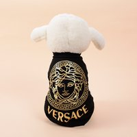 Wholesale dogs sports clothes for sale - Group buy Street Trend Dog Sweatshirt Spring and Summer Cool Pet Jacket Outdoor Sports Designer Dog Clothes