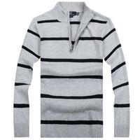 ingrosso uomini blu maglione maglione-2019 New Designer Maglione Pullover Uomo manica lunga lusso Felpa Mens Autunno Maglieria Inverno Mens Abbigliamento 9502.