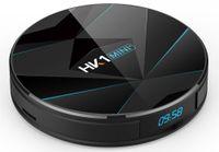 окошко для телевизора оптовых-Hk1 mini plus Android 9.0 ТВ Box Ram 4 ГБ 32 ГБ RK3318 4k Двойной Wi-Fi Bluetooth4.0 Медиа-плеер ПК TX3 МИНИ