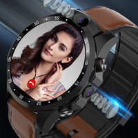 Wholesale smartwatch 5mp camera online – 4G netcom smart watch GB HD dual camera heart rate monitor inch IPS big screen support GPS Android MP Smartwatch