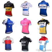 Wholesale etixx jersey for sale - Group buy 2017 Etixx Quick step Men Cycling Jersey short sleeve Bicycle Shirt summer Breathable quick dry cycling Clothing MTB Bike clothes C1403