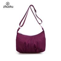 Designer Womens Handbags Waterproof Nylon Crossbody Bags For Women Lightweight Portable Shoulder Bag Mothers Birthday Gift Z303
