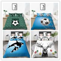 Wholesale 3d bedding set dolphins for sale - Group buy New Products d Dolphin Elk Football Print Bedding set set duvet cover set bed