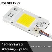 Wholesale Free Sample Floodlight Led Bulb V V W W LED COB Chip Smart IC LED Beads Diy Spotlight Floodlight Lampada