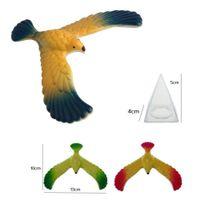 Novelty Bamboo Dragonfly Balance Bird Balance Eagle Desk Toy Kid Home Decoration