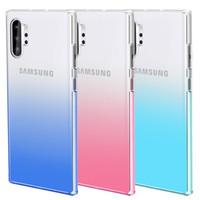 samsung edge cases al por mayor-Funda del teléfono para Samsung Galaxy S10 Lite S8 S9 Plus S7 S6 Edge Note 10 Pro 9 8 M10 M20 A10 A20E A30 A40 A50 A60 A70 A80 A90 Cubierta