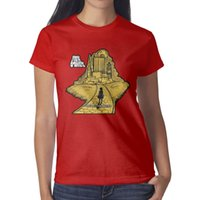красный кирпич оптовых-Женская дизайнерская печать Arctic-Monkeys-Old-Yellow-Bricks красная футболка с индивидуальным дизайном в винтажном стиле делает футболку чемпиона облегающей футболкой с