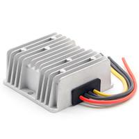 conversor impermeável venda por atacado-DC ao regulador de tensão impermeável 24V do motor do conversor da CC a 12V abaixador 20A 240W
