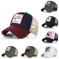 gorras de streetwear al por mayor-Sombreros para hombre sombreros de diseño gorra de béisbol snapback para hombre diseñador gorras de béisbol sombreros mujer sombrero nuevo diseño polo sombrero streetwear camionero sombrero venta caliente