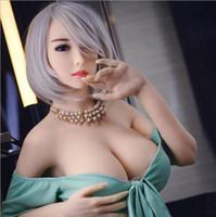 новая кукла любви реальная оптовых-Новый реальный секс размер куклы жизнь японский силикон куклы секса для человека realistc кремния любви куклы для взрослых надувные секс игрушки завод интернет-магазин
