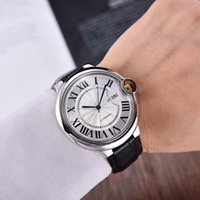 importar relógios mecânicos venda por atacado-Nova moda de luxo mens watch relógios 43mm placa de discagem importado Totalmente automático movimento mecânico homem relógios