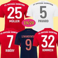 Wholesale james rodriguez jersey for sale - Group buy Top Thailand Bayern Munich JAMES RODRIGUEZ Soccer jersey LEWANDOWSKI MULLER KIMMICH jersey HUMMELS Football shirt