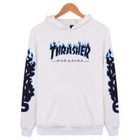erkekler için siyah kapüşonlu toptan satış-HIP HOP adam hoodie için hoodies lüks hoodies klasik stil Kazak Kazak Sokak Kazak Pembe Beyaz Siyah