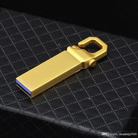 kalem sürücü markaları toptan satış-Marka Mini USB 3.0 Flash Sürücüler Bellek Metal Sürücüler Kalem Sürücü U Disk PC Dizüstü ABD
