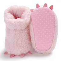 Wholesale walker slippers resale online - Modeling Monster Walkers Baby Photo Worm Accessories First Clothing Shoes Slippers Props Winter